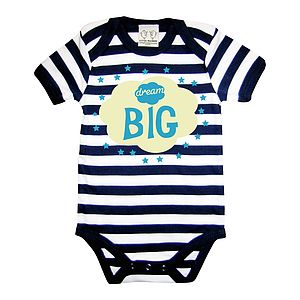 Dream Big Babyvest - gift sets