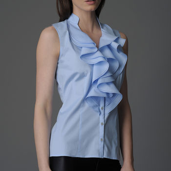 Claudia Shirt Blue