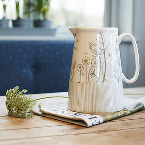 Somerset Meadows Large Jug - kitchen