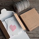 card packaging