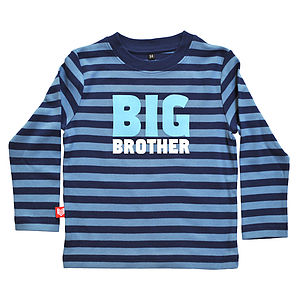 Big Brother T Shirt - boy's t-shirts