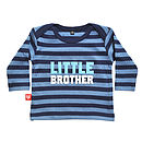 Little Brother T Shirt