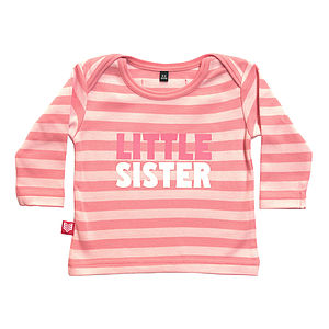 Classic Little Sister T Shirt - t-shirts & tops
