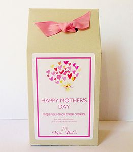 Personalised Mother's Day Cookie Mix