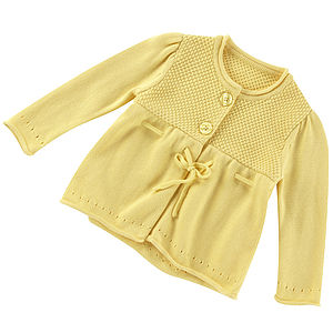 Swing Cardigan - children's cardigans