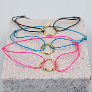 Gold Bracelets Juno, Assorted Colours
