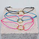 Gold Bracelets Juno, Assorted Colours