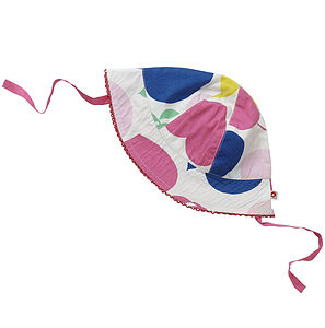 Primrose Pear Baby Sun Hat - clothing