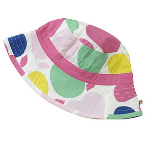 Primrose Pear Girl's Sun Hat - children's accessories