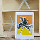 Tropical Tree Card X2 Colours