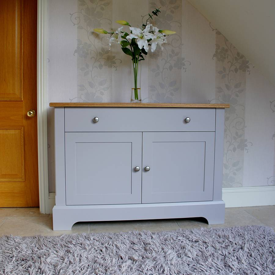 pilsley sideboard in a choice of sizes and colours by chatsworth ...