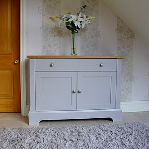 Pilsley Sideboard In A Choice Of Sizes And Colours - living room
