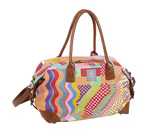 Geo Weekend Bag - bags & purses
