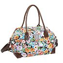 Flower Patch Weekend Bag