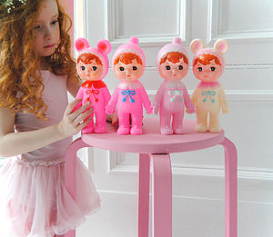 Woodland Dolls - soft toys & dolls