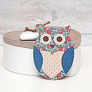 Cute Owl Emery Board