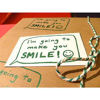 Handmade Joke Gift Wrapping Paper