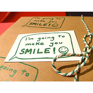 Handmade Joke Gift Wrapping Paper - cards & wrap