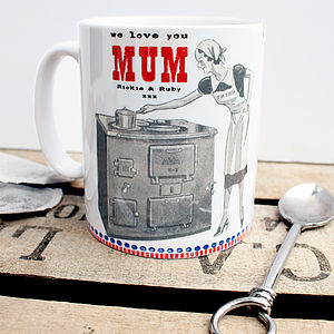 Personalised Special Mother Mug