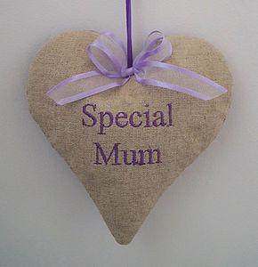 Special Mum Natural Heart