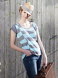 60% Off Organic Cotton Awning Top