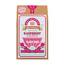 Raspberry And Vanilla Cake Mix
