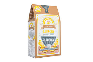 Lemon And Poppy Seed Cake Mix