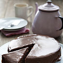 Double Chocolate Cake Mix