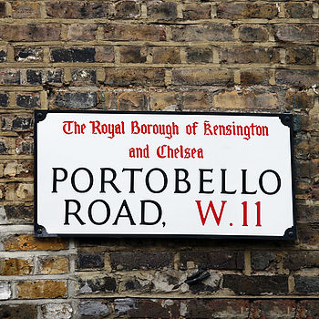 Portobello Road Gastrotour Experience For One