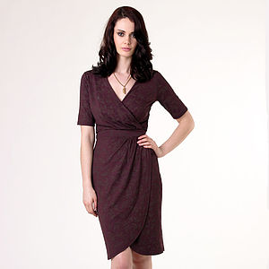 Elizabeth Wrap Dress