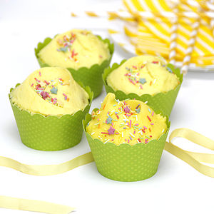 Cupcake Wrappers - creative activities
