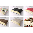Dotty Snuggle Beds