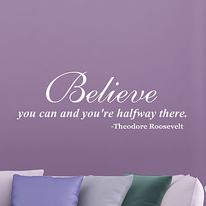 Motivational And Inspirational Wall Art Quote - prints & art sale