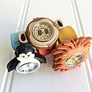 'My First Watch' Children's Animal Watches