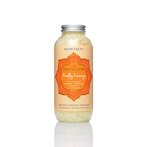 Firefly Orange Bath Salt