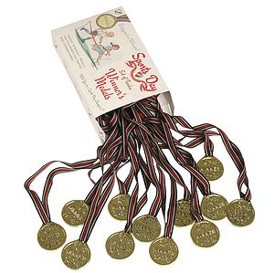 Set Of 12 Sports Day Winner's Medals - baby & child sale