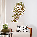 Alternative Feather Wall Sticker