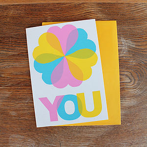 'You' Card
