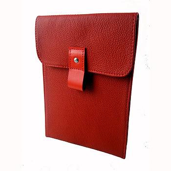 Leather Mini iPad Case Various Colours