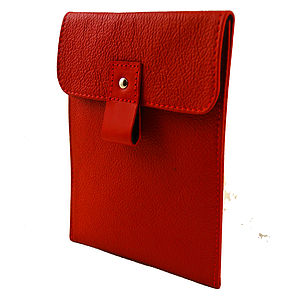 Leather Case For Kindle Various Colours - tech accessories for him