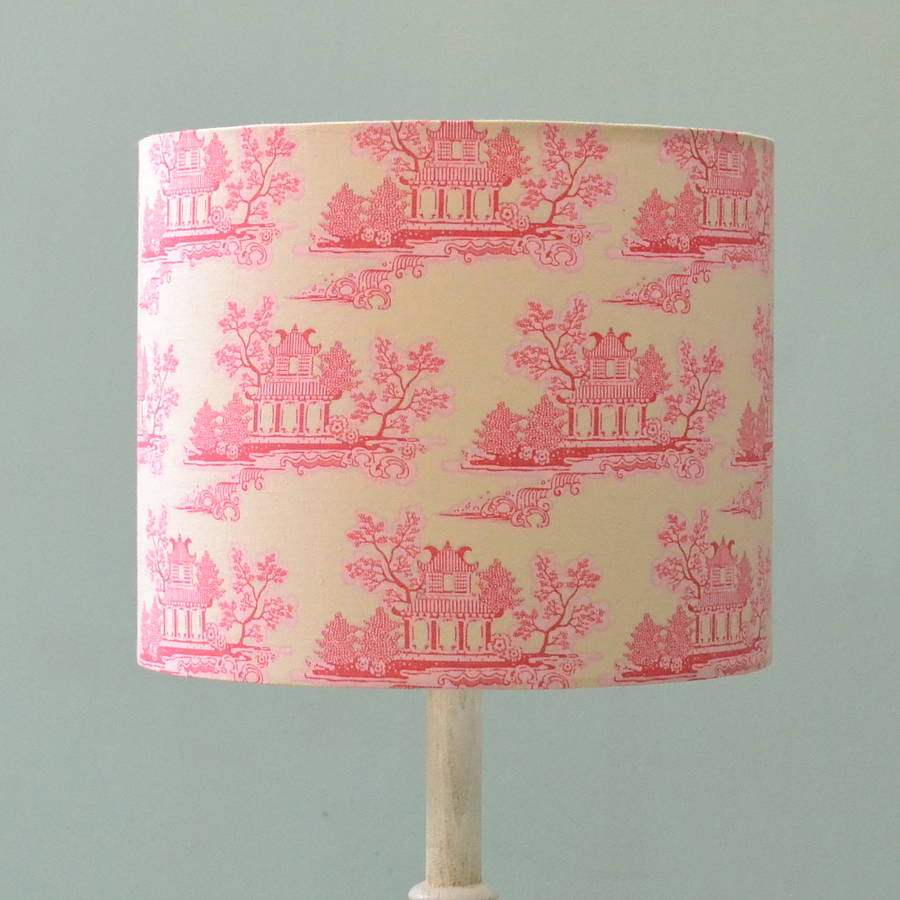 Handmade china lampshade by swee mei lampshades handmade china lampshade by swee mei lampshades notonthehighstreet aloadofball Images