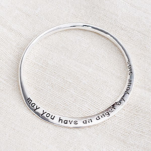 'An Angel By Your Side' Bracelet