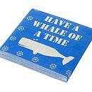 'Have A Whale Of A Time' Paper Napkins