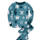 Ice Monster Boys Pyjamas