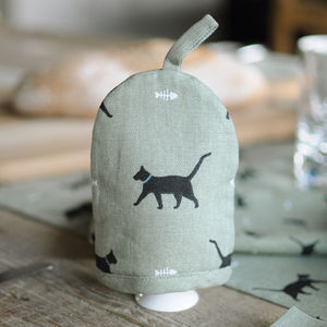 Cat Egg Cosy - tableware