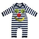 Fruit Face Baby Playsuit/Romper
