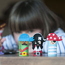 Pirate Finger Puppet Kit