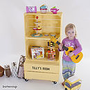 Apple Crate Shelving Storage Unit