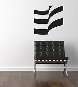 Guggenheim Wall Sticker - decorative accessories