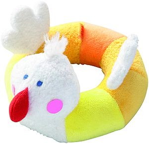 Little Duck Baby Rattle